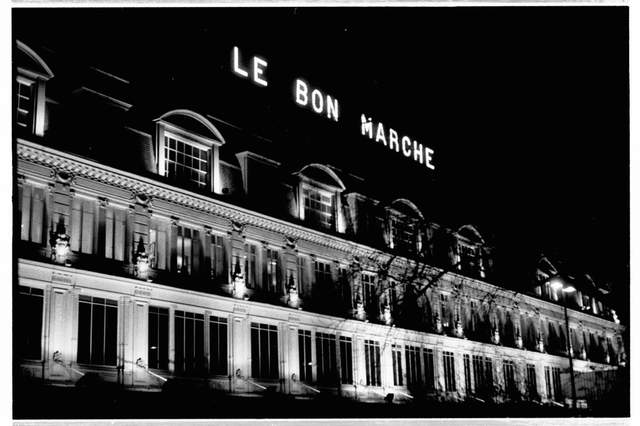 the bon marché Discover everything you need to know about visiting the first department store in the world, from opening hours to universes and services available in-store.